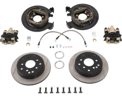 G2 Axle and Gear Rear Disc Brake Conversion Kits