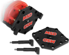 MSD Ignition Pro Mag Distributor Cap Hold Down