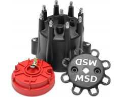 MSD Ignition Universal Distributor Caps and Rotors