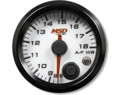 MSD Ignition Standalone Wideband Air/Fuel Gauge