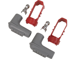 MSD Ignition Universal Spark Plug Wire Retainers