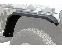 Iron Cross Automotive Aggressive Off-Road Style Fender Flares