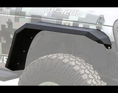 Iron Cross Jeep Fender Flares