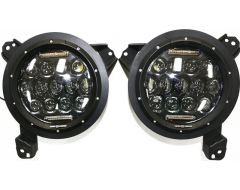 Iron Cross Automotive Head Light Assembly