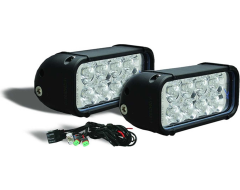 Iron Cross Universal LED Light Kit For Front Bumper