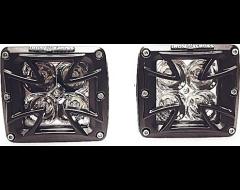 Iron Cross Automotive Cube LED Light