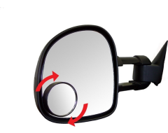 CIPA Universal Blind Spot Mirror