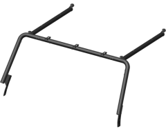 MBRP Roof Rack Extension