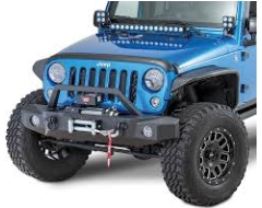 Rampage Front Bumpers