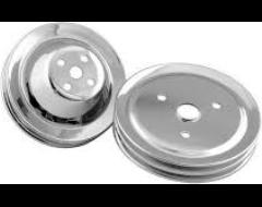 Mr. Gasket Custom Water Pump Pulleys