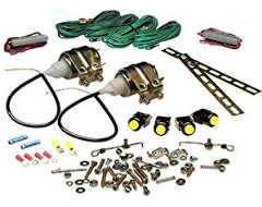 Mr. Gasket Universal Door Lock Kits
