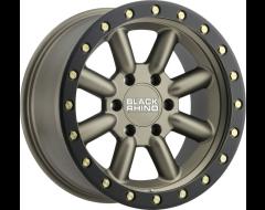 Black Rhino Wheels Hachi - Bronze