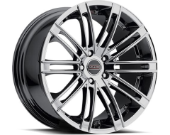 Milanni 9032 Khan Wheels - Chrome