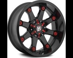 Ballistic Wheels 581 Beast Series - Gloss