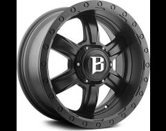 Ballistic Wheels 962 Slayer Series - Painted Matte