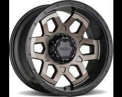 Ultra Wheels Warlock 217 Series - Satin