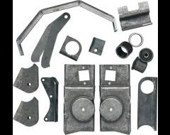 Rubicon Express Axle Bracket Kit