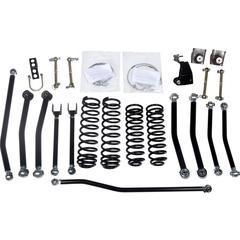 Daystar Low Center Of Gravity/Lift Kit Front And Rear