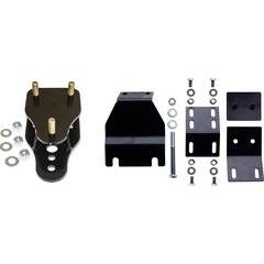 Skyjacker Tailgate Saver Spare Tire Support And Spare Tire Relocation Combo Kit