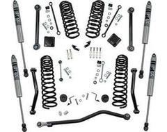 Superlift Suspension Lift Kit with Shocks