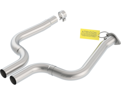 Borla Catalytic Converter Delete Pipe