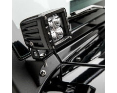 Aries Windshield Mounted LED Lights