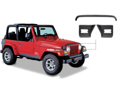 Bushwacker TrailArmor Hood Stone Guard And Front Corners Set
