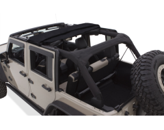 Bushwacker TrailArmor Twill Fast Back Soft Top