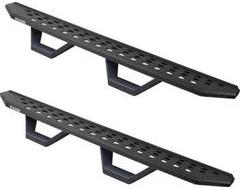 Go Rhino RB20 Running Boards w/ Mounting Brackets
