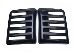 AVS Aeroshade Rear Side Window Cover
