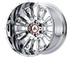 Asanti Wheels AB808 BLACKHAWK - Chrome