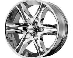American Racing Wheels AR893 MAINLINE - Chrome