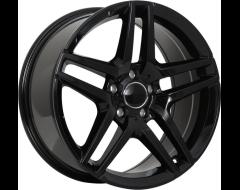 ART Wheels Replica 60 - Gloss Black