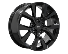 Asanti AB815 WORKHORSE Series Wheels - Titanium-brushed