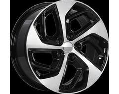 Art Replica Wheels Replica 141 - Gloss Black - Machined Face