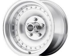 American Racing Wheels AR61 OUTLAW I - Machined