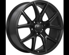 Art Replica Wheels Replica 140 - Satin Black