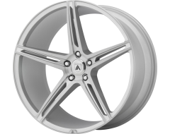 Asanti Wheels ABL-22 ALPHA 5 - Brushed - Silver