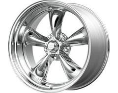American Racing Wheels VN515 TORQ THRUST II 1 PC - Polished