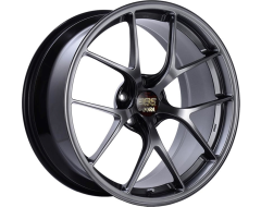 BBS RID Series Wheels - Diamond black paint, clear protective top coat.