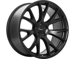 Art Replica Wheels Replica 120 - Satin Black