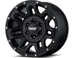 ATX Series AX200 YUKON Series Wheels - Cast iron black