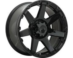 DAI Wheels Barrett Truck Series - Gloss Black