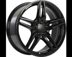 Art Replica Wheels Replica 158 - Gloss Black