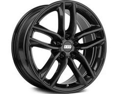 BBS SX Series Wheels - Crystal black metallic, clear protective top coat.