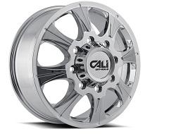 Cali Off-Road BRUTAL 9105 Series Wheels - inner chrome
