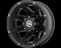 ATX Series AX189 LEDGE DUALLY Series Wheels - Textured black