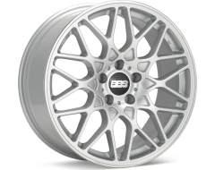 BBS RXR Series Wheels - Sport silver paint, clear protective top coat.