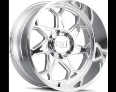 Cali Off-Road SEVENFOLD 9111 Series Wheels - polished
