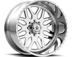 American Force Wheels AFW B02 TRAX SS - Polished